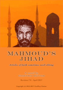 Mahmoud's Jihad, a novel